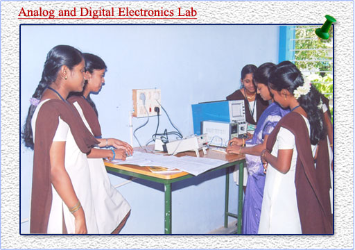 analog and digital lab