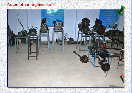 automotive engine lab