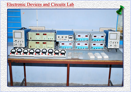 electronics devices and circuits lab