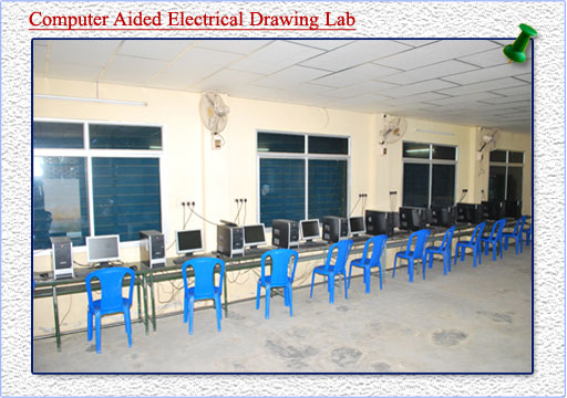 computer aided electrical drawing lab