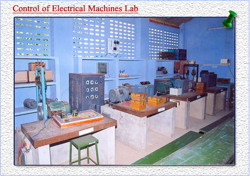 electrical machines lab