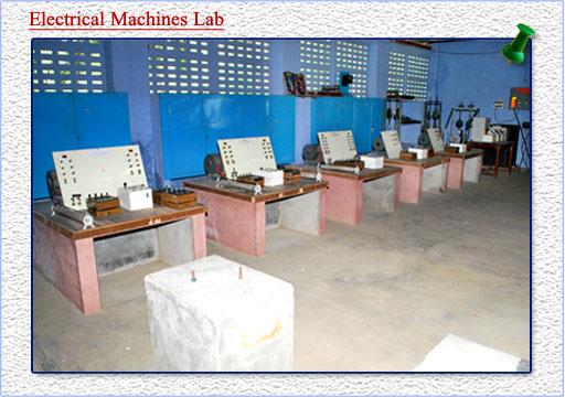 electricals machines lab