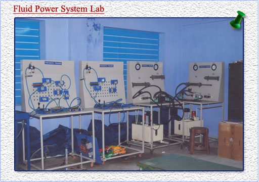 fluid power system lab