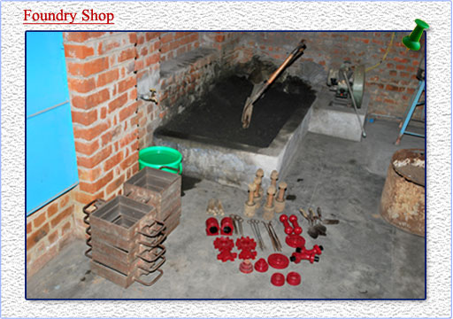 foundry shop