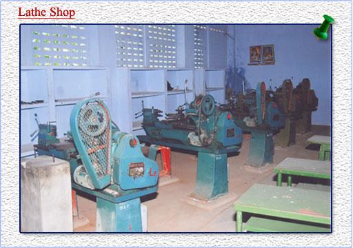 lathe shop