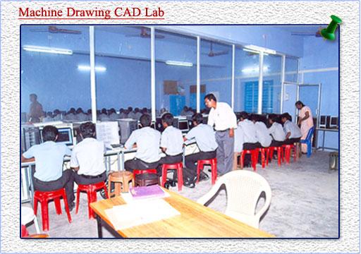 machine cad lab