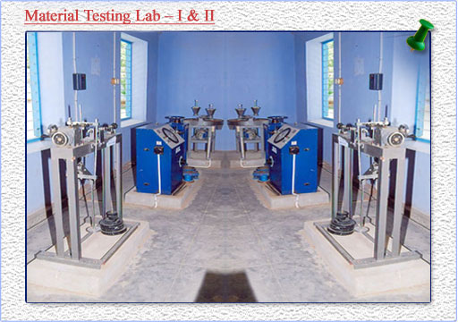 material testing lab