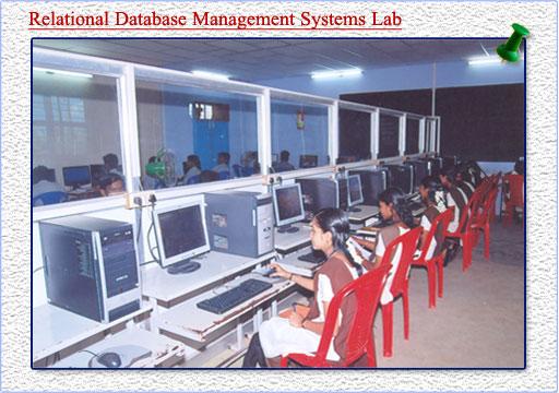 relational database management system lab