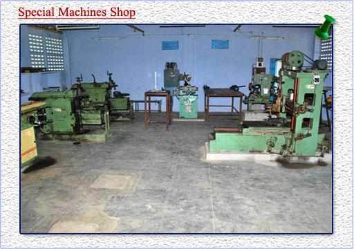 special machine shop