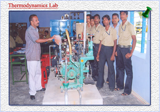 thermodynamics lab