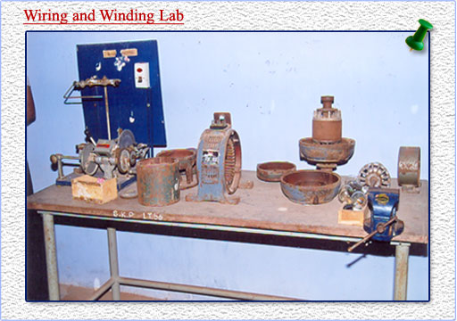 wiring and winding lab